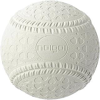 内外ゴム(NAIGAI) 軟式 野球 ボール 公認球 M号 (一般・中学生用) 2球