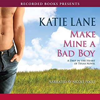 Make Mine a Bad Boy audiobook cover art