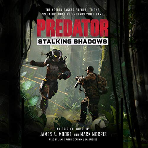 Predator: Stalking Shadows cover art