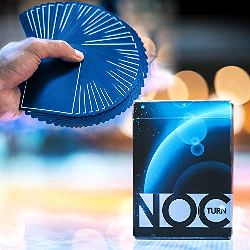 SOLOMAGIA NOC-Turn Playing Cards