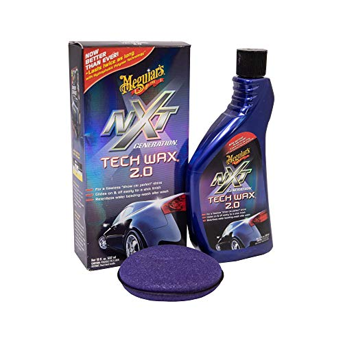 Meguiar's G12718EU NXT Generation Tech Wax 2.0 Liquid Wax Autowachs, 532ml