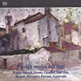 Biasutti: Black Angels (Per soprano, viola, chitarra elettrica, clarinetto basso ed elaborazione elettronica del suono. Su versi di Ferruccio Brugnaro)