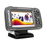 "Lowrance HOOK2 4X - 4"" Fishfinder with Bullet Transducer and GPS Plotter"