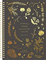 17-Month Undated Planner by Compendium:After All Dreams are What we Live for. ? Includes Quotes Weekly and Monthly calendars and Pages for Notes [並行輸入品]