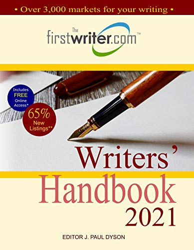 Writers' Handbook 2021 (English Edition)