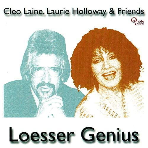 Cleo Laine & Laurie Holloway