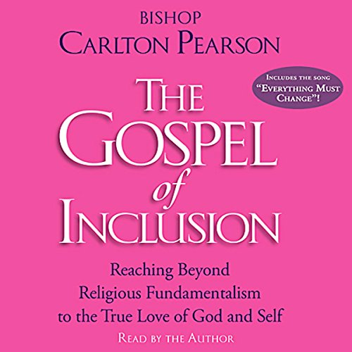 The Gospel of Inclusion audiobook cover art