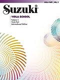 SUZUKI VIOLA SCHOOL: International Edition: 3