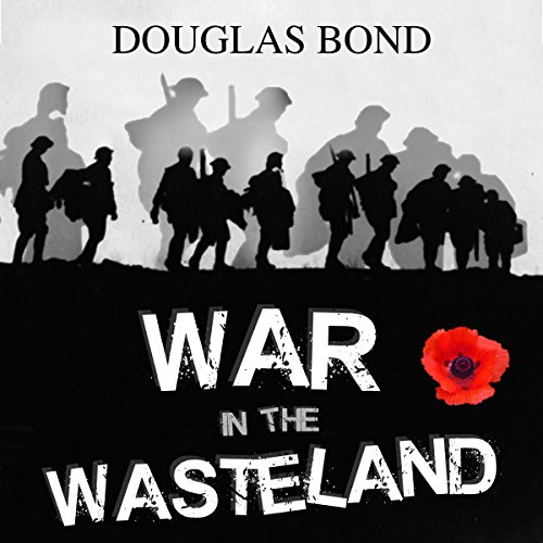 War in the Wasteland audiobook cover art