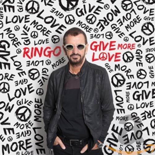 Give More Love (CD)