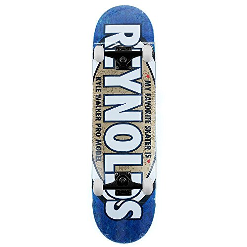 Real Skateboards Kyle Favorite Pro Reynolds Pro skateboard completo multi 21,3 cm