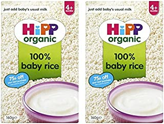 (2 Pack) - Hipp - Baby Rice | 160g | 2 PACK BUNDLE