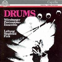 Drums by CAGE / LIEBERMANN / SHOSTAKOVICH (1994-12-08)