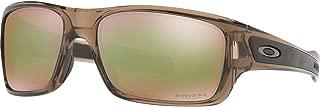 Oakley Big Boys' Turbine XS Sunglasses,OS,Brown Smoke/PRIZM Shallow Water
