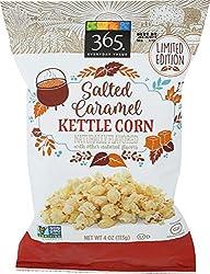 365 Everyday Value, Salted Caramel Kettle Corn, 4 oz