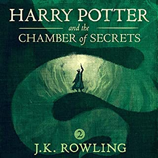 Harry Potter and the Chamber of Secrets, Book 2 Titelbild