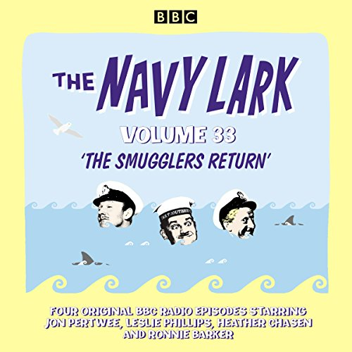 The Navy Lark: Volume 33 audiobook cover art