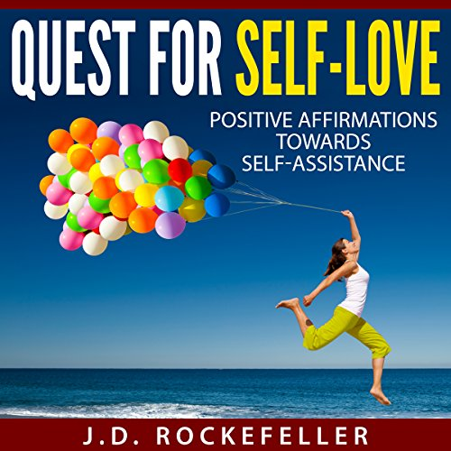 Quest for Self-Love audiobook cover art
