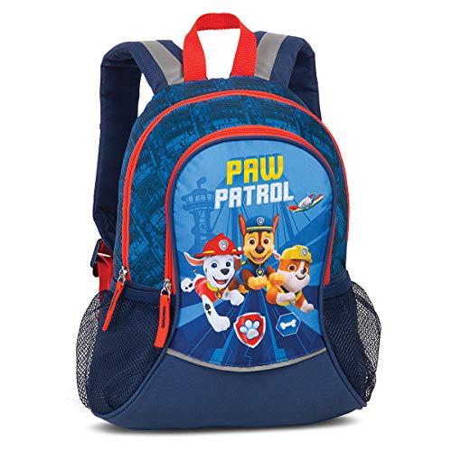 Fabrizio Kids Paw Patrol Rucksack 35 cm 35cm Weichgepäck 7L Marineblau