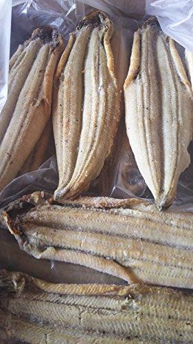 中国産 冷凍 有頭 うなぎ 白焼き 10kg ( 60尾 ) 鰻 業務用
