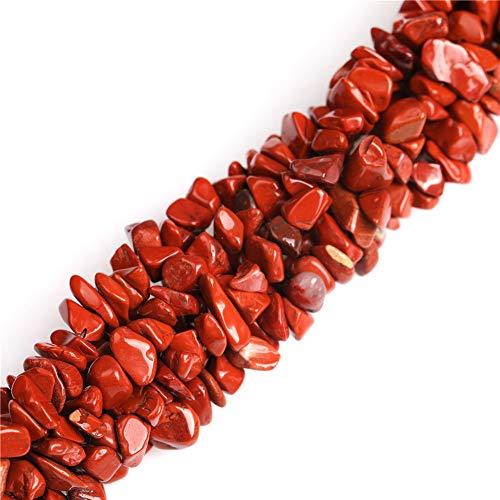 7-8mm Red Jasper Chips Beads for Jewelry Making Natural Gemstone Semi Precious 34 JOE FOREMAN