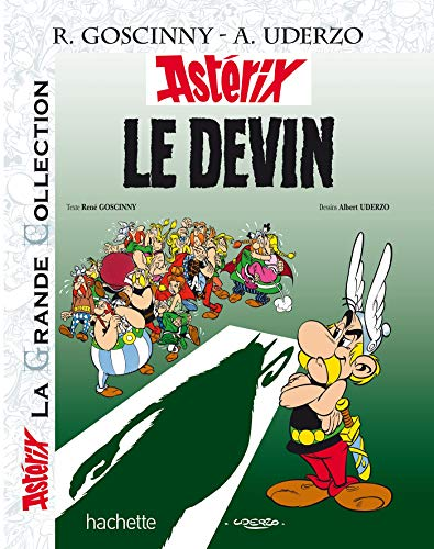 Astérix la Grande collection - Le devin n°19