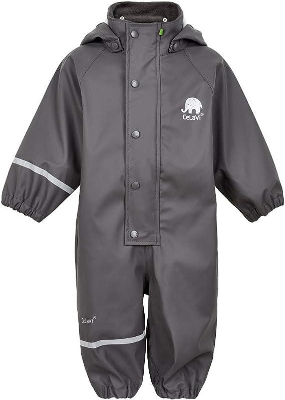 Celavi Boys Rainwear Set with Elefanths Rain Jacket