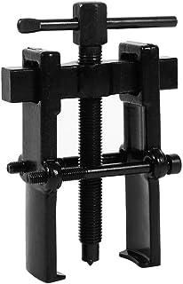 2 Kiefer Lager Gear Puller Entferner Twin Legs Gear Removal Handwerkzeug Gear Puller Set Removal Kit Für Motorrad Auto (3inch(38 * 65))