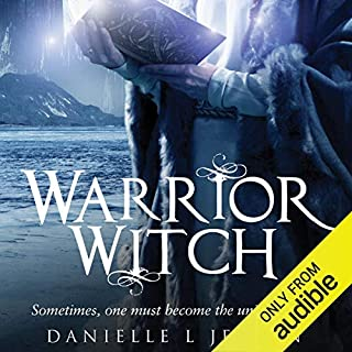 Warrior Witch cover art
