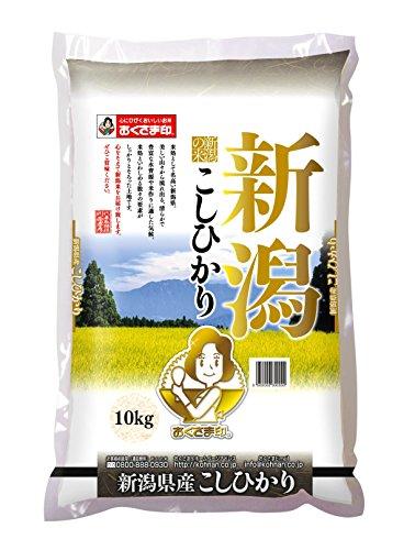 幸南食糧 新潟県産こしひかり 10Kg [1108]