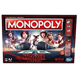 Monopoly de Stranger Things, Inglés