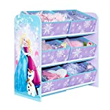 Disney Frozen 471FRN01E Unidad de Almacenamiento para niños, Madera, Morado,...
