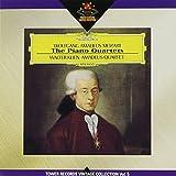 モーツァルト:ピアノ四重奏曲第1番,第2番