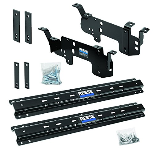 Amazing Deal Reese 56011-53 Outboard Fifth Wheel Custom Quick Install Bracket
