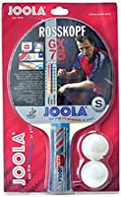 JOOLA Rosskopf GX75 Recreational Table Tennis Racket