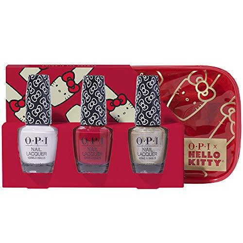 OPI Hello Kitty Nail Polish Collection Trio Gift Set