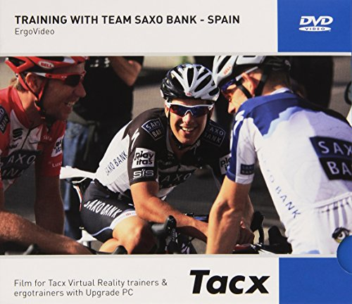 TacX Fortius I - Magic Ergo Video Training with Quick Step [Sports]