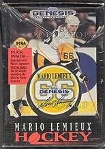 Mario Lemeiux Hockey - Sega Genesis