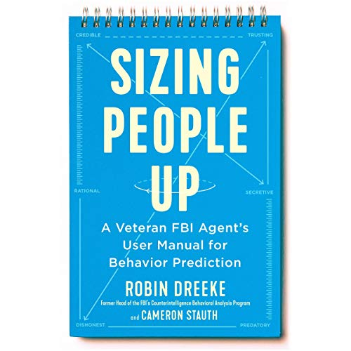 Sizing People Up audiobook cover art