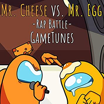 Mr. Cheese vs. Mr. Egg (Rap Battle)