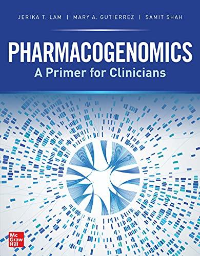 Pharmacogenomics: A Primer for Clinicians