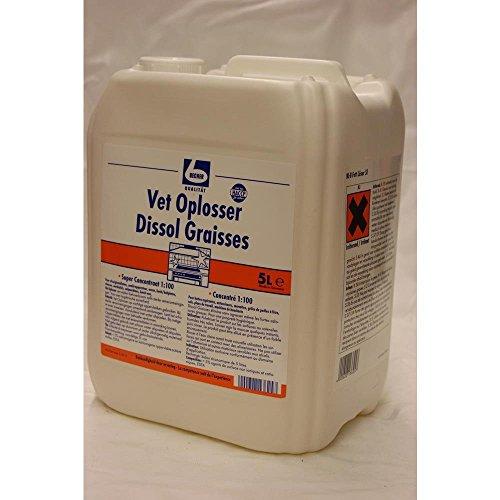 Dr. Becher Vet Oplosser 5000ml Kanister (Fettlöser)