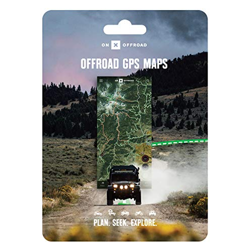onX Offroad App: Digital Map Membership for...