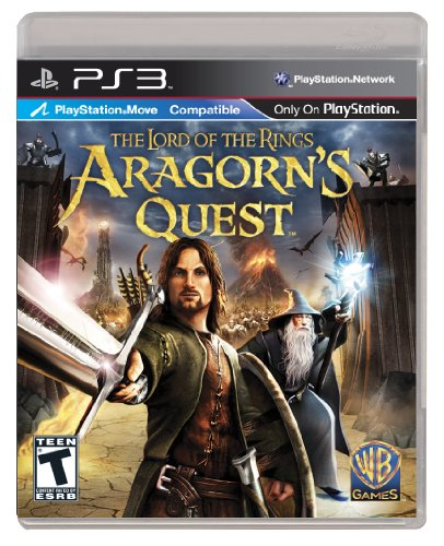 THE LORD OF THE RINGS: ARAGORNS QUEST - PS3