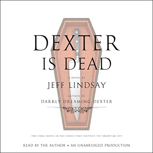 Dexter Is Dead cover art
