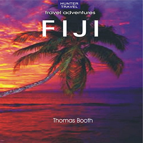 Fiji audiobook cover art