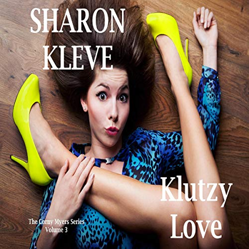 Klutzy Love audiobook cover art