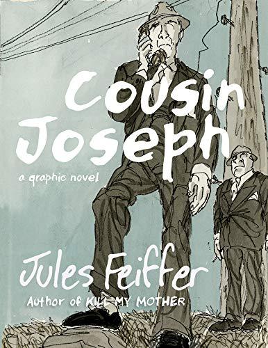 Image of Cousin Joseph: A Graphic Novel