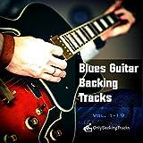 Blues Guitar Backing Tracks Vol. 1-19