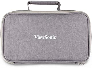 ViewSonic M1 Portable Projector with Dual Harman Kardon Speakers M1 Case Gray
